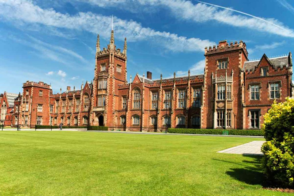 Bulgaria to Belfast, a Bulgarian student at Queen's University Belfast fell in love with the Northern Irish city and calls it home now.