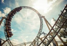 Ten best theme parks in the UK
