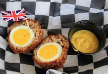 Scotch Eggs is one of the regional food delicacies.
