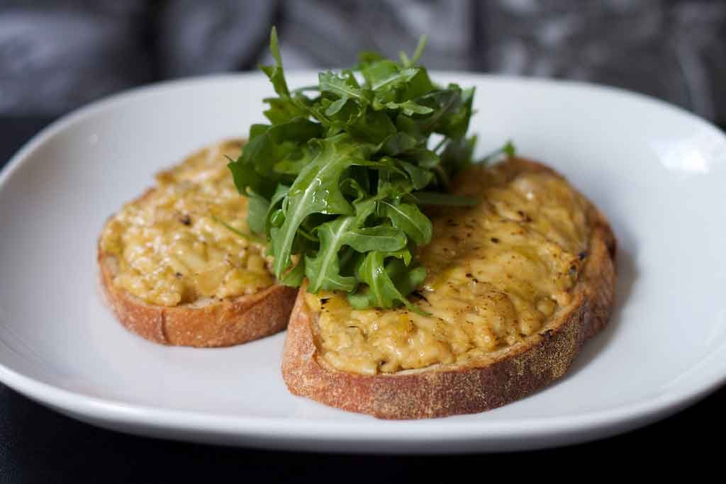 Welsh Rarebit is one of the food regional delicacies.