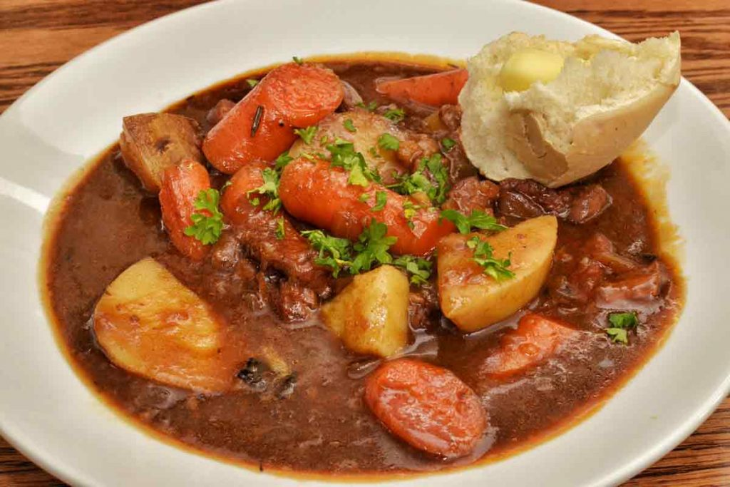 Scouse stew is a famous dish in Liverpool, guide to Liverpool