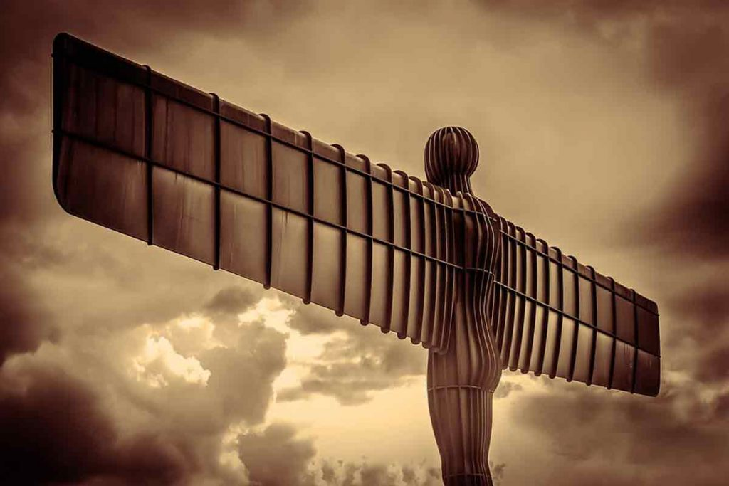 Angel of the North is a part of our guide to Newcastle upon Tyne.