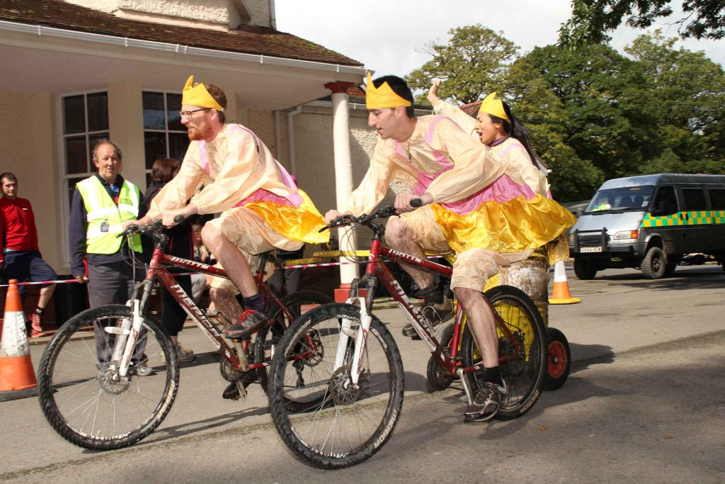 What's on in August: Chariot Racing at World Alternative Games