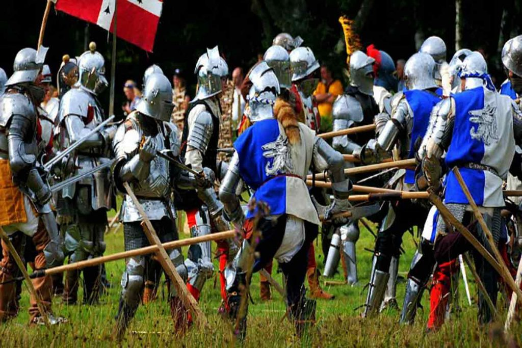What's on in August: England's Medieval Festival